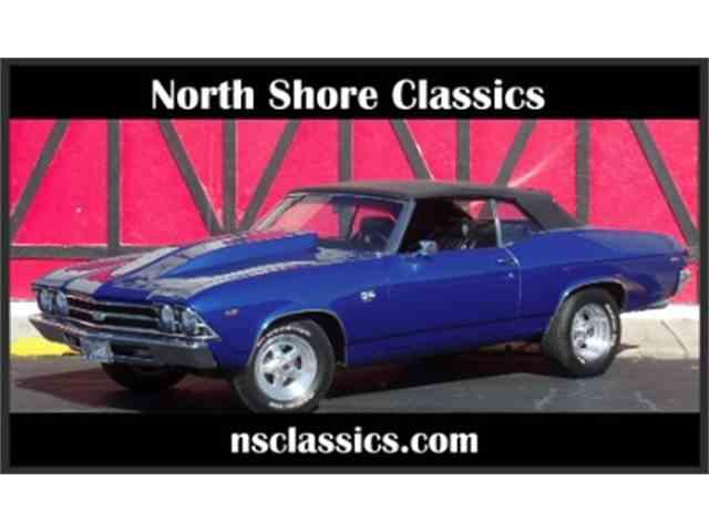 1969 Chevrolet Chevelle | 1017822