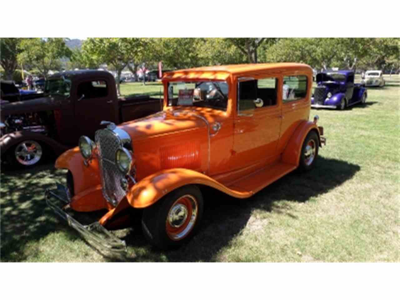 Large Picture of '31 Sedan - LTCV