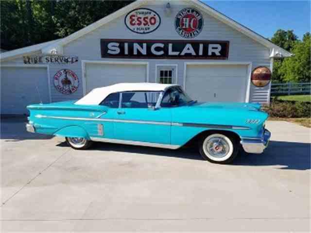 1958 Chevrolet Impala | 1017827