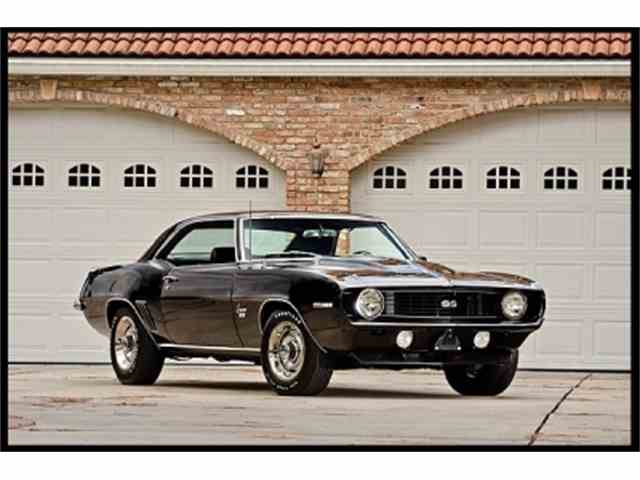 1969 Chevrolet Camaro | 1017828