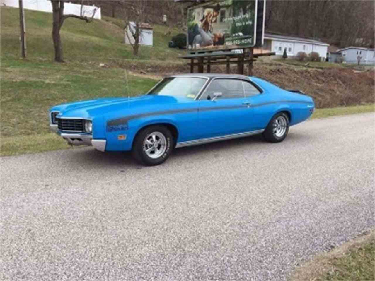 Large Picture of Classic '71 Mercury Cyclone located in Palatine Illinois - LTD5