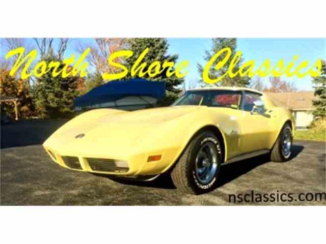 1974 Chevrolet Corvette | 1017840