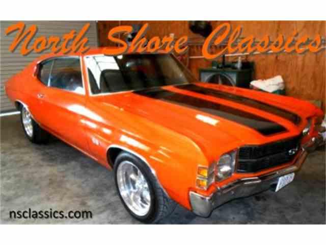1971 Chevrolet Chevelle | 1017852