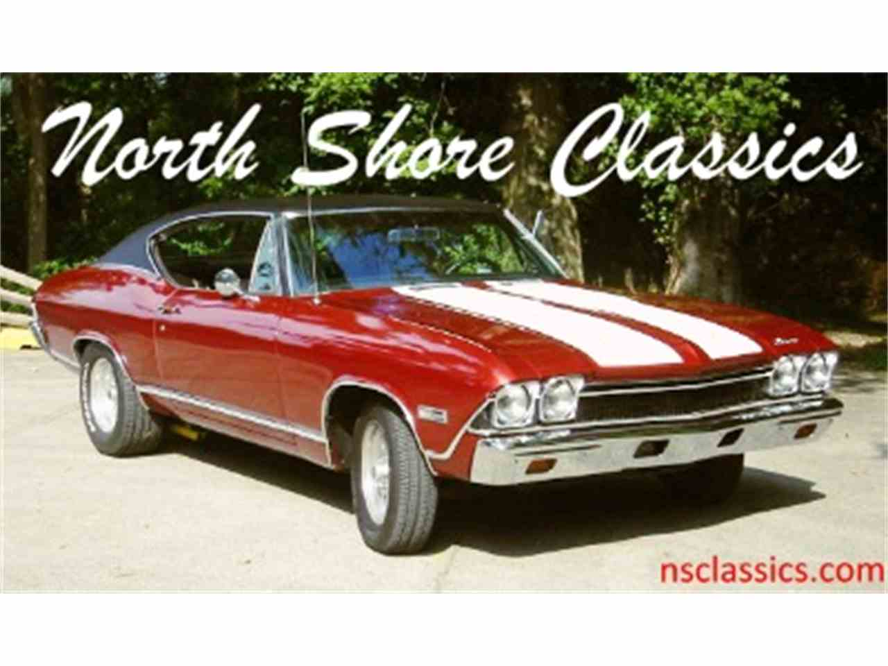 Large Picture of Classic 1968 Chevrolet Chevelle located in Palatine Illinois - $24,500.00 Offered by North Shore Classics - LTDQ