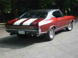Picture of Classic 1968 Chevrolet Chevelle located in Palatine Illinois - $24,500.00 Offered by North Shore Classics - LTDQ