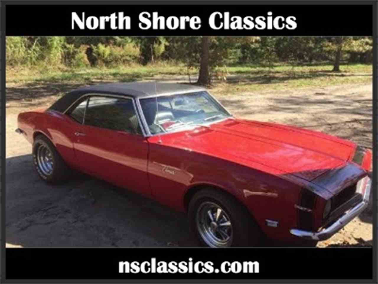 Large Picture of Classic 1968 Chevrolet Camaro Offered by North Shore Classics - LTDZ