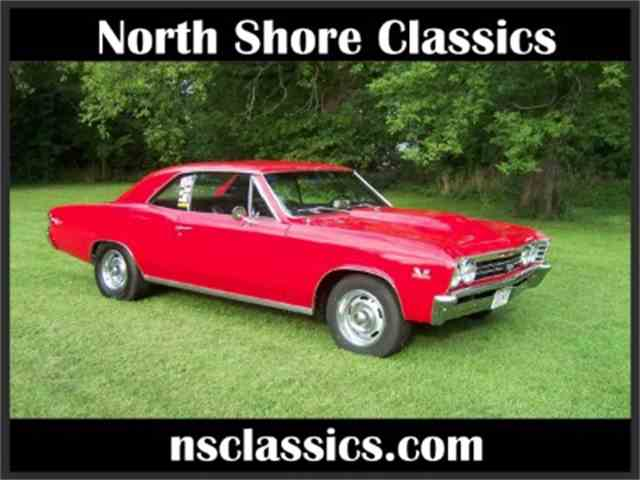 1967 Chevrolet Chevelle | 1017866