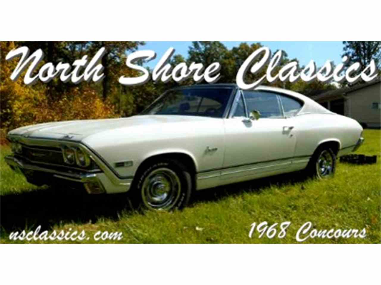 Large Picture of '68 Chevelle located in Palatine Illinois Offered by North Shore Classics - LTED