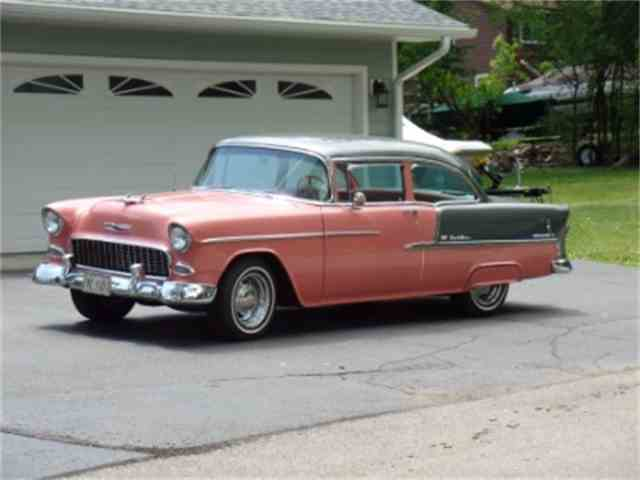 1955 Chevrolet Bel Air | 1017881