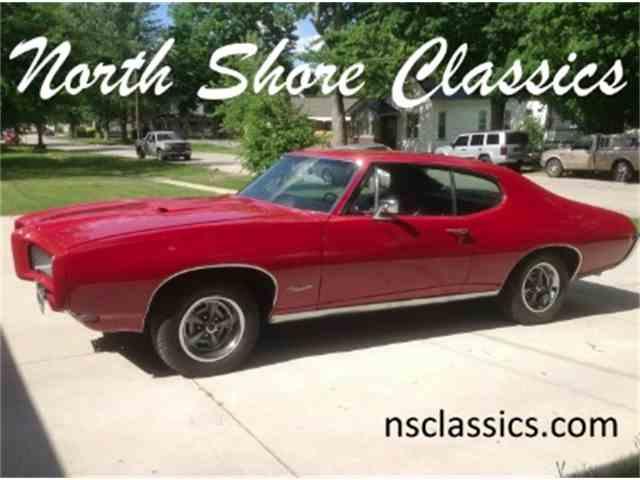1968 Pontiac GTO | 1017882
