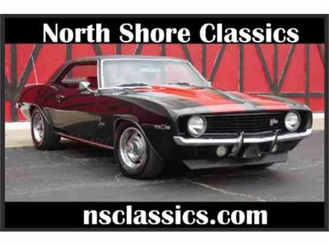 1969 Chevrolet Camaro | 1017885