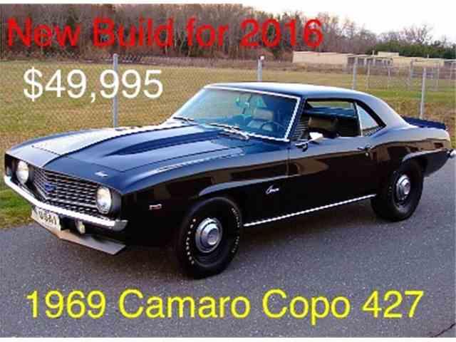 1969 Chevrolet Camaro | 1017887