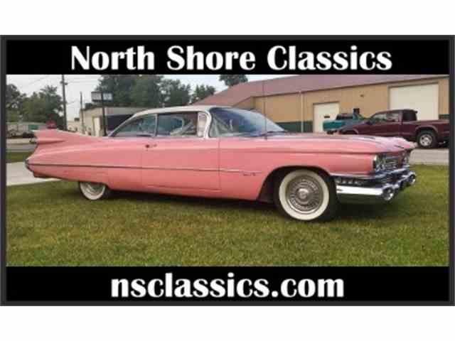 1959 Cadillac Series 62 | 1017888