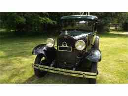 Picture of '30 Ford Model A located in Palatine Illinois - $37,900.00 Offered by North Shore Classics - LTET
