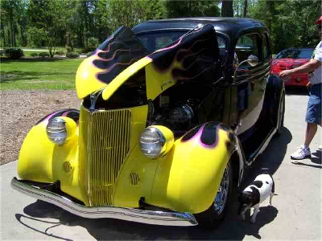 1936 Ford Sedan | 1017894