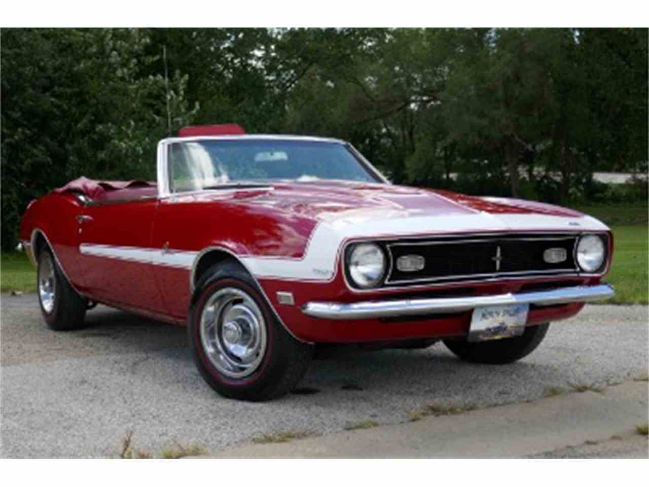 Large Picture of 1968 Camaro located in Palatine Illinois - $37,500.00 Offered by North Shore Classics - LTEV