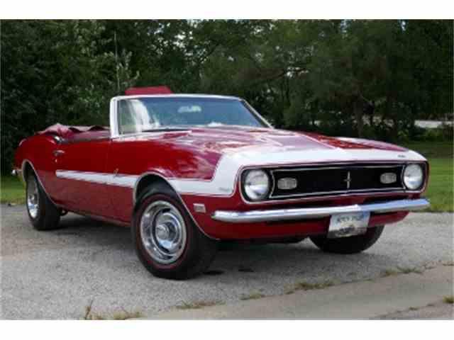 1968 Chevrolet Camaro | 1017895