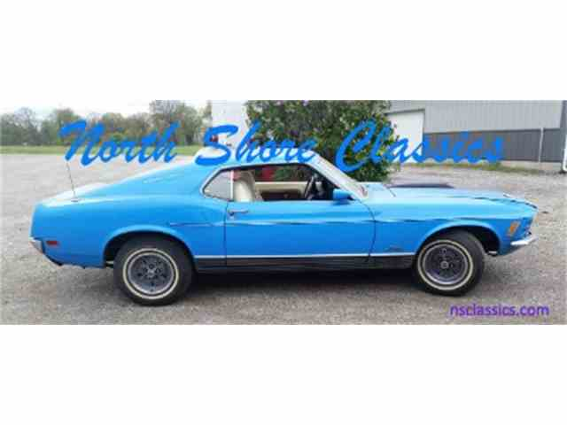1970 Ford Mustang | 1017897