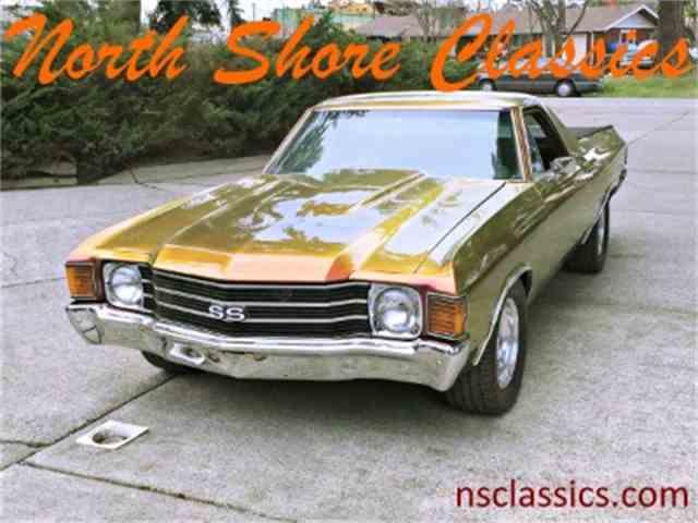1972 Chevrolet El Camino | 1017900