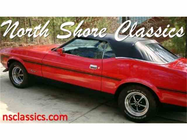 1972 Ford Mustang | 1017901