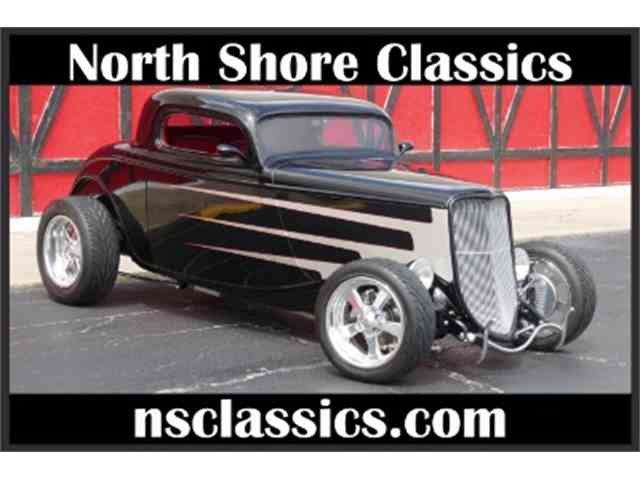 1933 Ford Coupe | 1017906