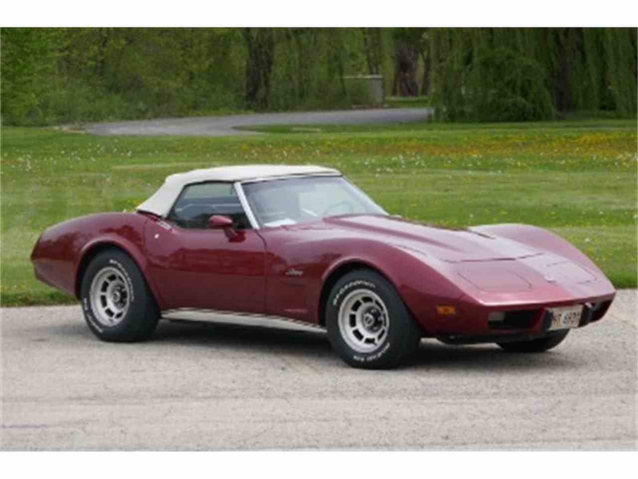 Large Picture of '75 Chevrolet Corvette - LTFD