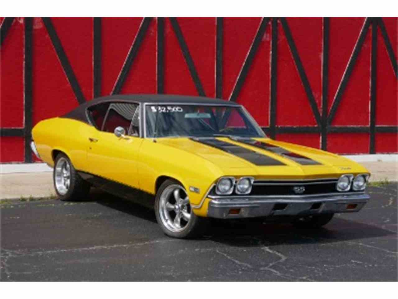 Large Picture of '68 Chevelle - LTFJ