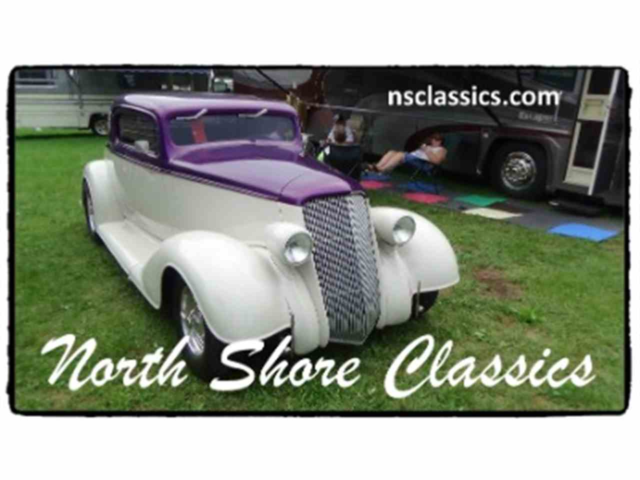 1934 Oldsmobile Street Rod for Sale - CC-1017920