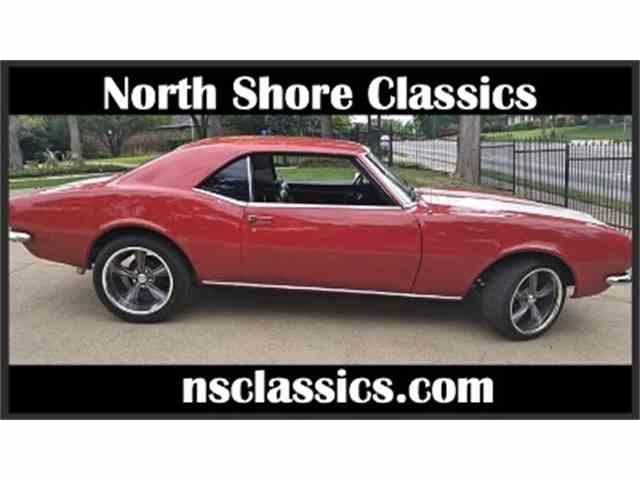 1968 Chevrolet Camaro | 1017924