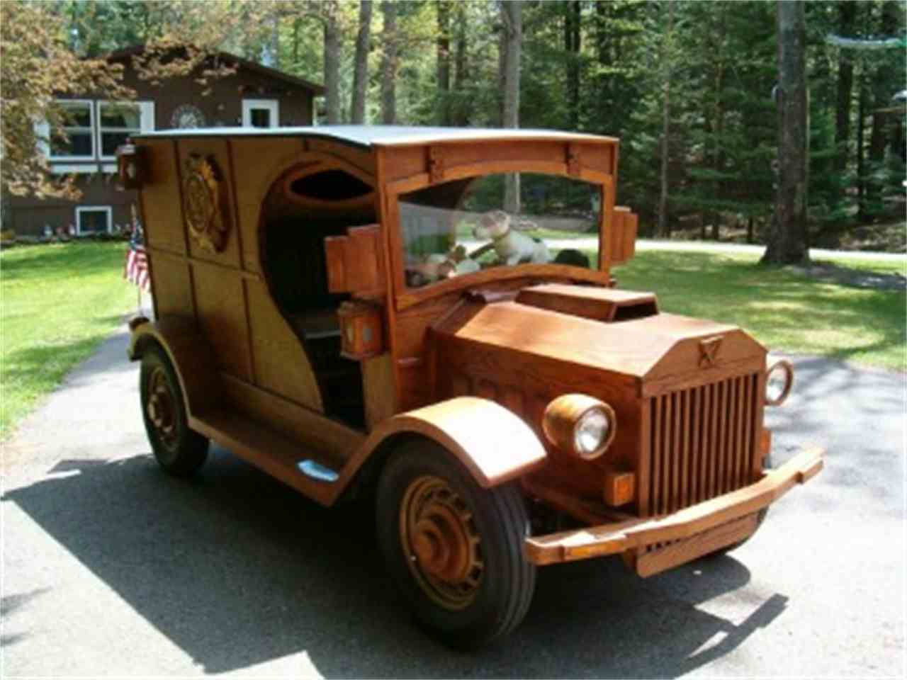 Large Picture of '36 Woody Wagon - LTFR