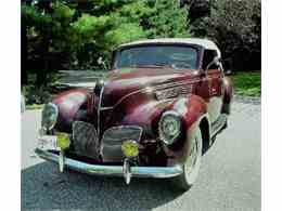1938 Lincoln Zephyr for Sale - CC-1017937