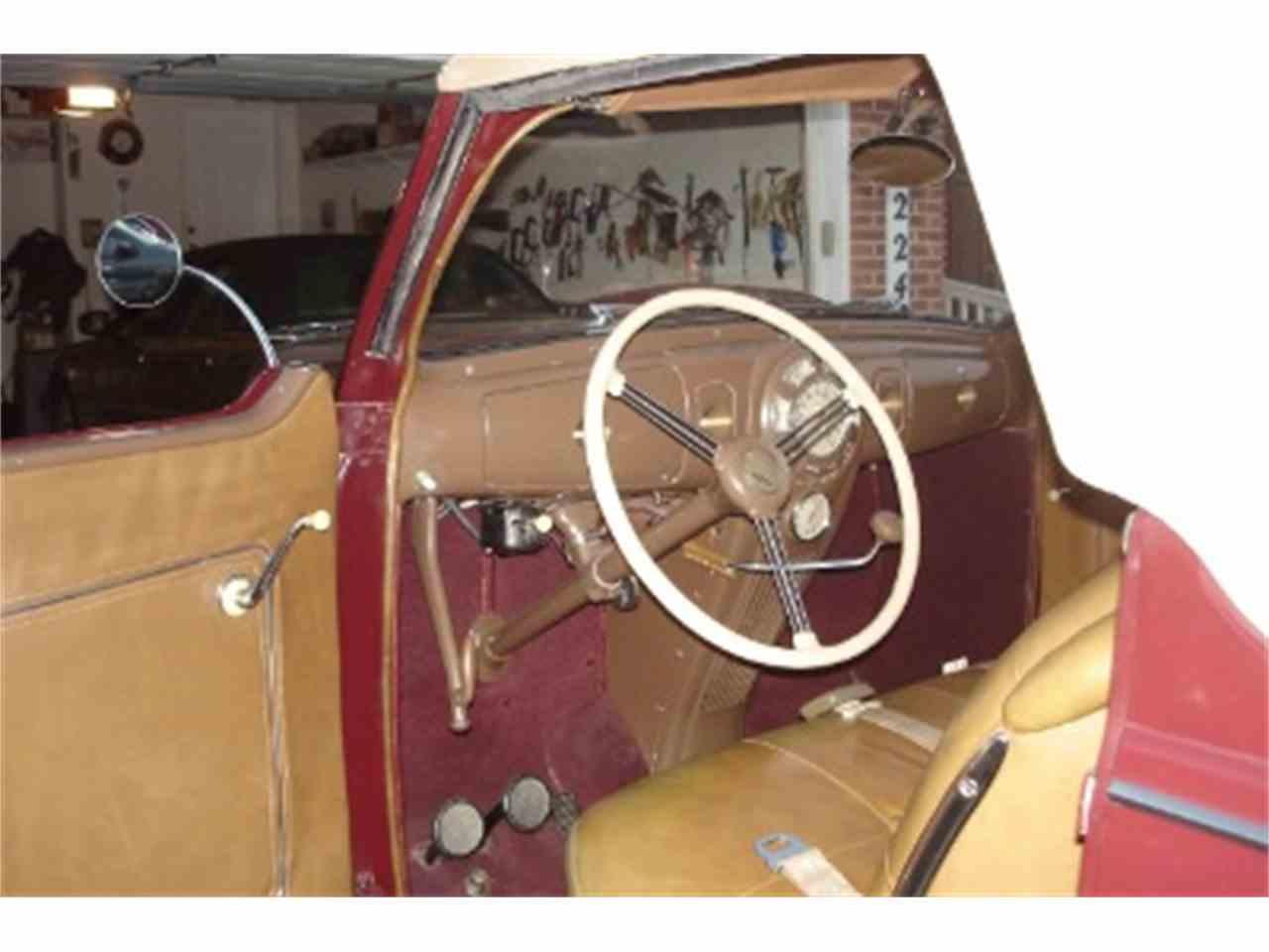 Large Picture of '38 Zephyr - LTG1