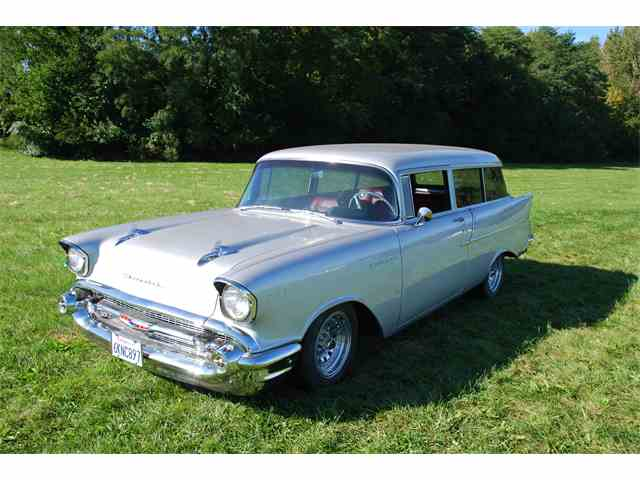 1957 Chevrolet Station Wagon | 1010794