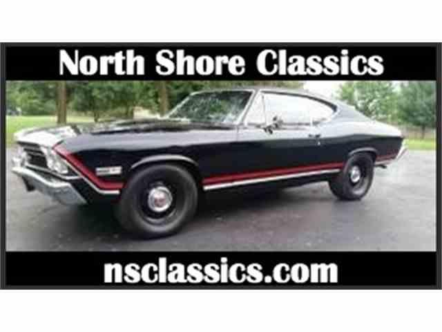 1968 Chevrolet Chevelle | 1017940