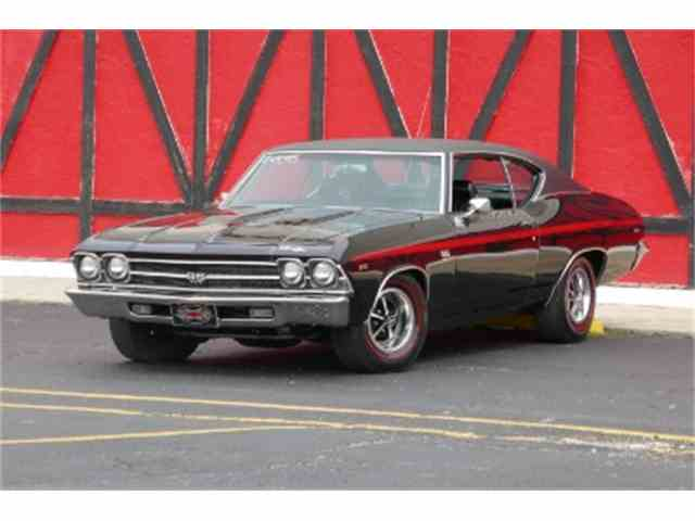 1969 Chevrolet Chevelle | 1017944