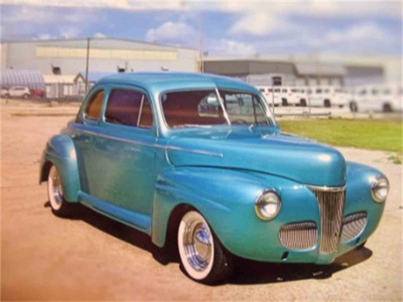 List Of Synonyms And Antonyms The Word 1941 Ford Cars Opera Coupe 11a Staff Car