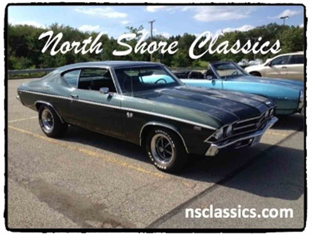 Large Picture of '69 Chevelle - LTGK