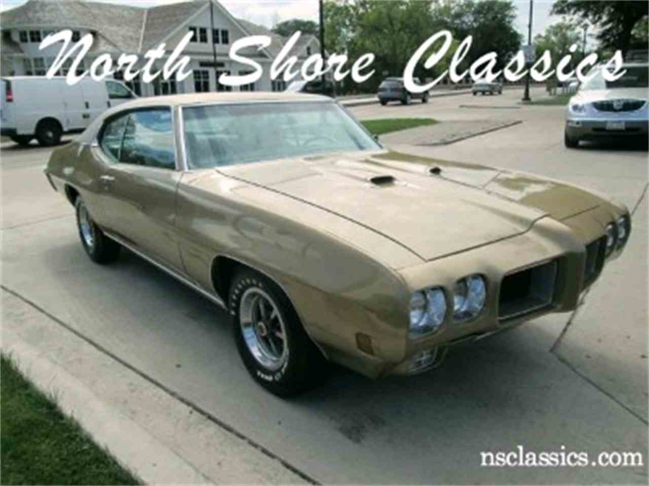 Large Picture of '70 GTO located in Palatine Illinois - $45,000.00 Offered by North Shore Classics - LTGM