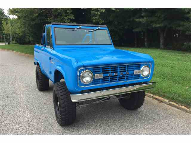 1972 Ford Bronco | 1010796
