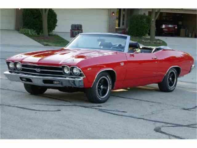 1969 Chevrolet Chevelle | 1017962