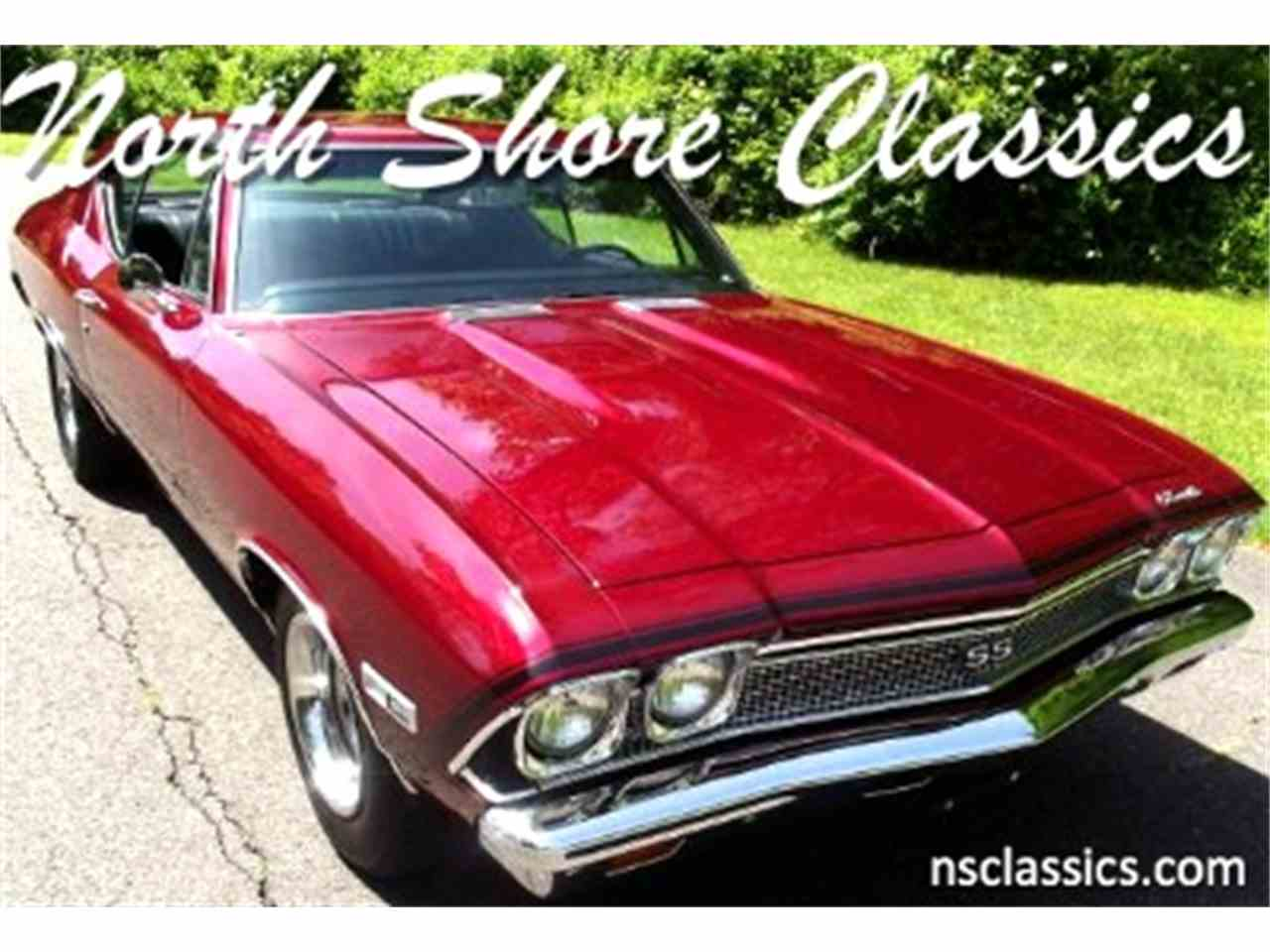 Large Picture of '68 Chevelle - LTGW