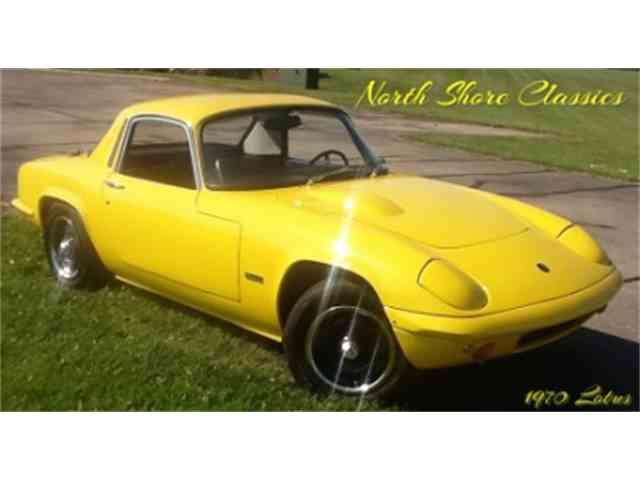 1970 Lotus Elan | 1017971