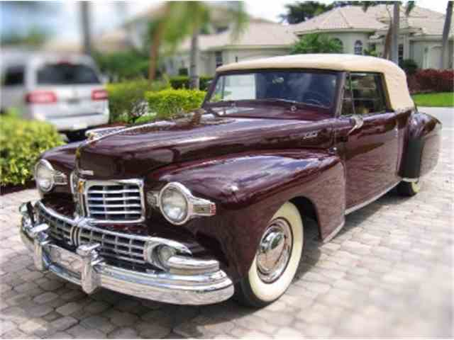 1948 Lincoln Continental | 1017976