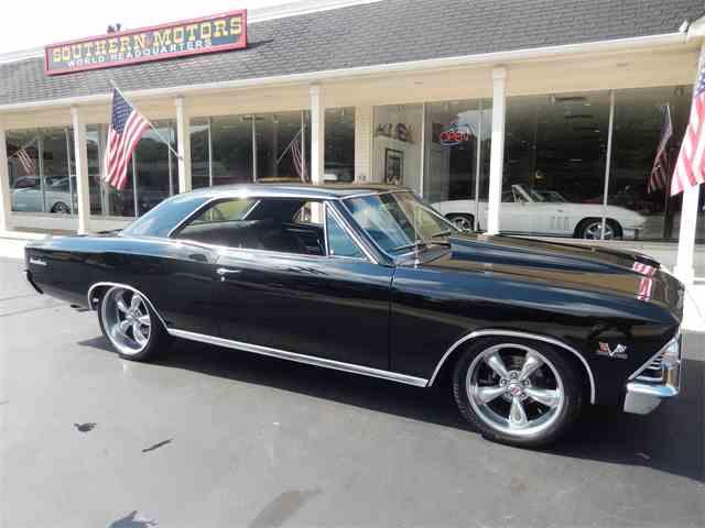 1966 Chevrolet Chevelle SS | 1010798