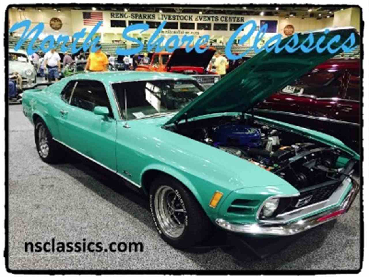 Large Picture of '70 Mustang - LTHB