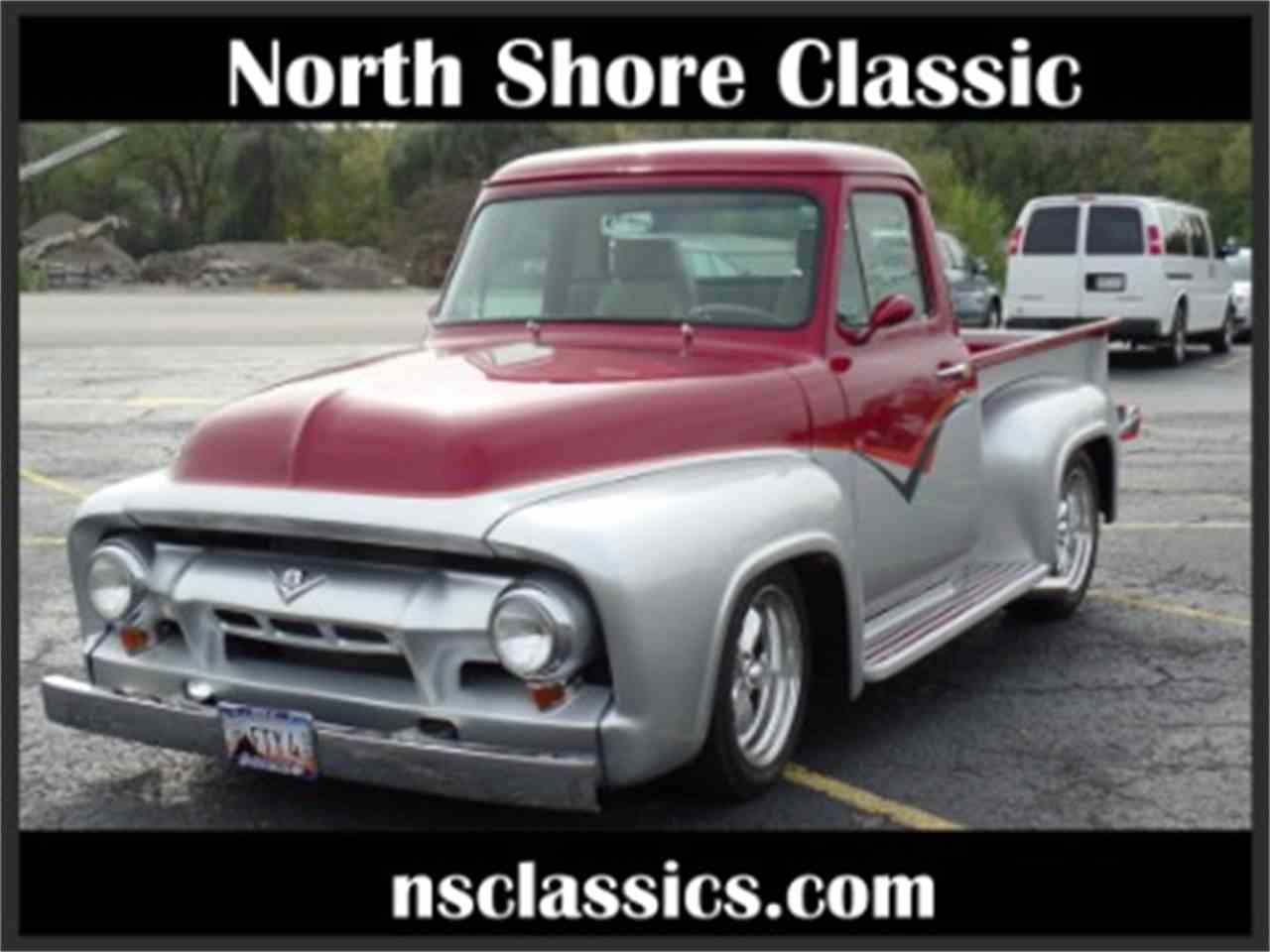 Large Picture of '54 F100 - LTHH