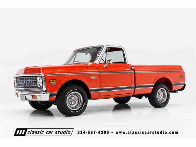 1971 Chevrolet C/K 10 | 1010799