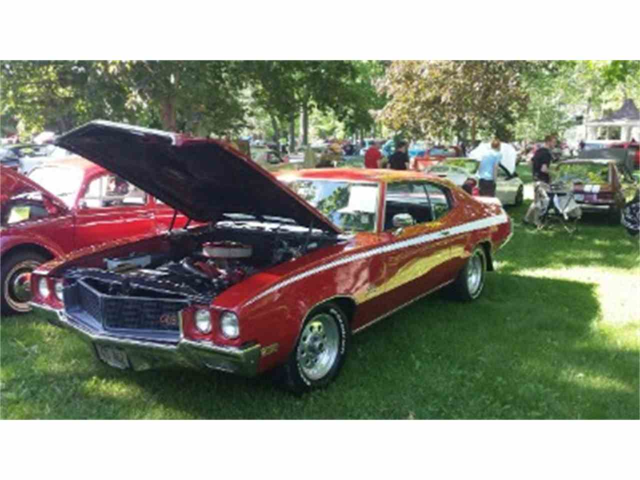 Large Picture of 1970 Buick Gran Sport - $54,500.00 - LTHJ