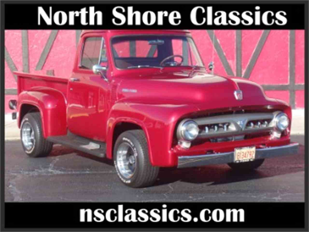 Large Picture of '53 F100 - $43,900.00 Offered by North Shore Classics - LTHQ