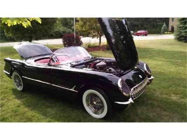 1953 Chevrolet Corvette | 1017999